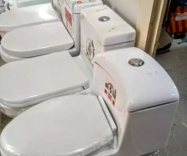 توالت فرنگی با کیفیت