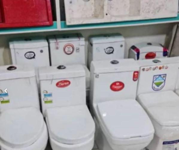 توالت فرنگی مدل آرسام