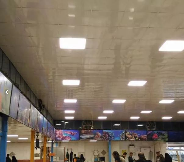 اجرای انواع سقف کاذب تایل کناف تخصصی