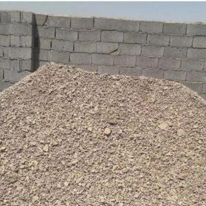 پوکه معدنی و مصالح ساختمانی