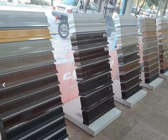 پخش قرنیز PVC