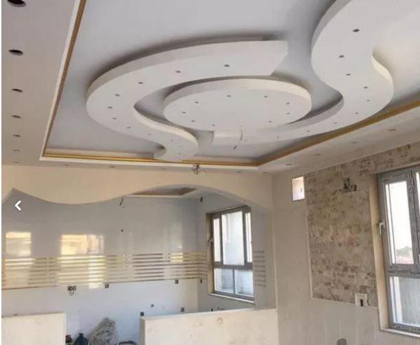اجرای تخصصی انواع سقف های کناف و بازسازی