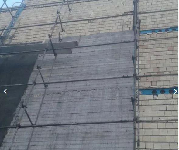 سیمان کاری دیوار چینی کف سازی