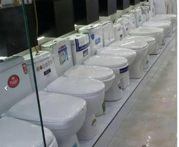 توالت فرنگی،مدل کریستال
