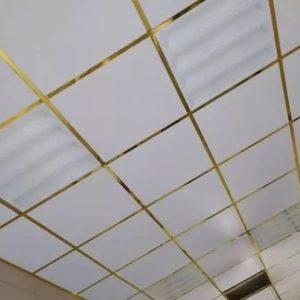 اجرای سقف های کاذب تایل 60.60 وسرویس بهداشتی