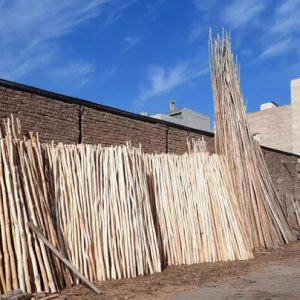 تیر چوبی و چوب های ابعادی