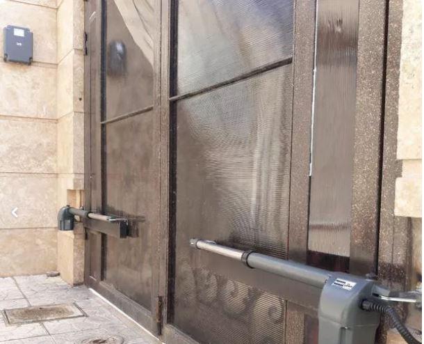درب اتوماتیک(درب برقی) آسان باز