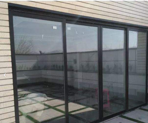 ساخت درب پنجره توری آلومینیوم وپلی کربنات شیشه