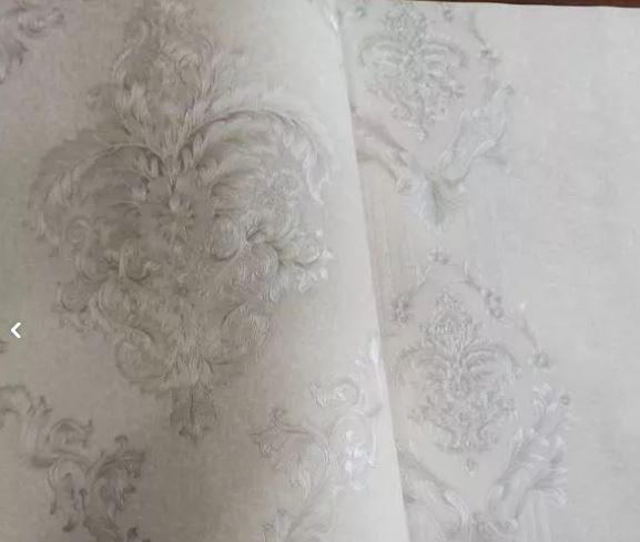 کاغذدیواری و رنگ