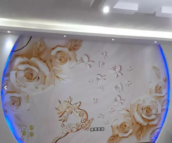 نصب کاغذ دیواری نصاب کاغذ دیواری و پوستر