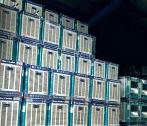 فروش کولر آبی ۷۵۰۰ جنرال با ۲ سال گارانتی