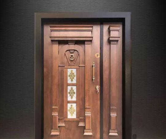 درب ضدسرقت ونی گلس پلاس در ضد سرقت ورودی شیشه خور