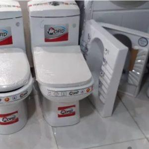 توالت فرنگی و ایرانی