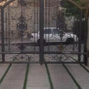 جک برقی درب ریموتی پارکینگ واچمن (طراحی ایتالیا)
