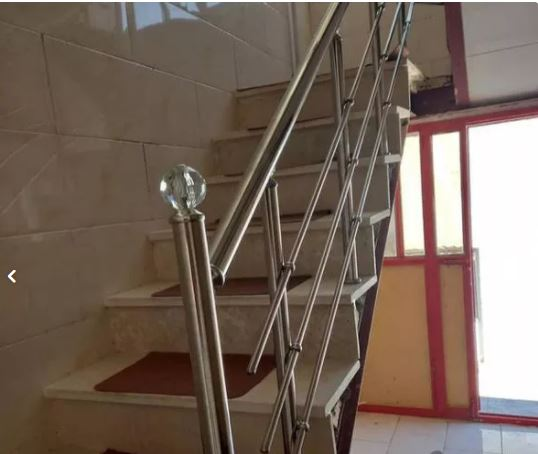 نصب و اجرای انواع نرده استیل و راه پله