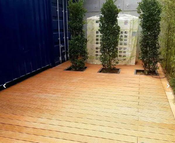 چوب پلاست فروش و عمده و جزئی در شمال کشور
