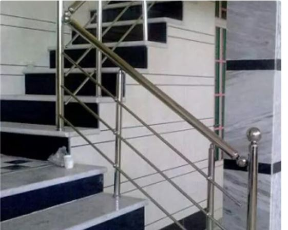 نصب و اجرای اصولی نرده استیل راه پله و بالکن