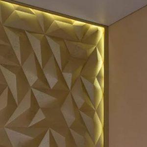 سنگ آنتیک مصنوعی دیوارپوش
