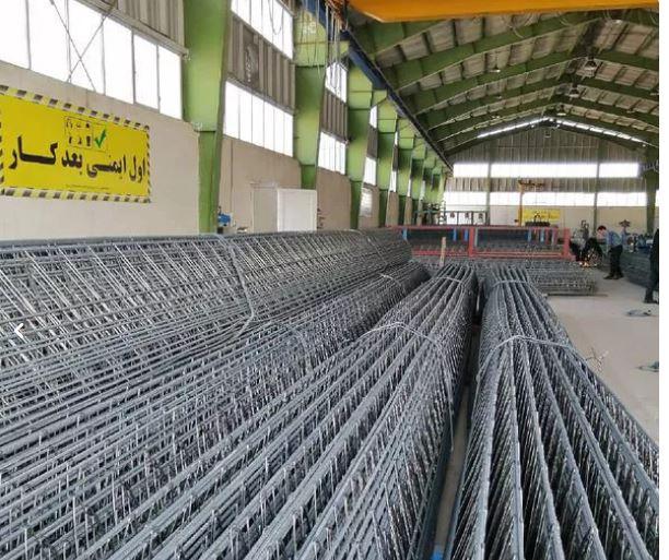 فروش عمده تیرچه صنعتی استاندارد مستقیم از کارخانه