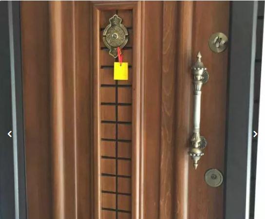 درب ضد سرقت مدل ( ونوس رویه راش)
