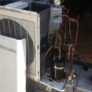 سرویس تعمیر و فروش انواع کولر گازی اسپلیت و داکت