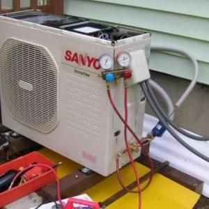 نصب و تعمیرات انواع کولر گازی چیلر و داکت اسپلیت