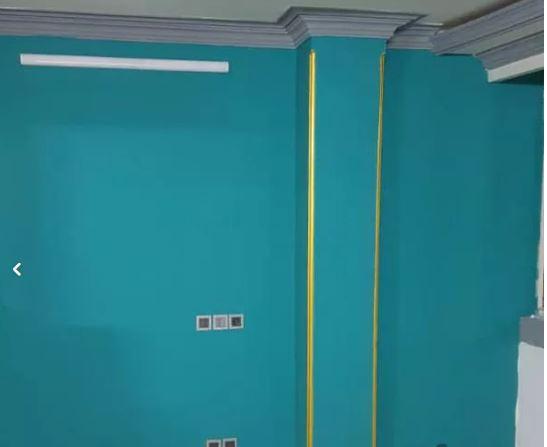 نقاشی لکه گیری زیر کارو نصب انواع کاغذ دیواری پوستر