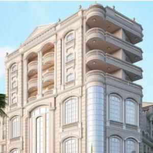 نقاشی ساختمان رنگ آمیزی کنیتکس نماکنتکس کاری پردیس