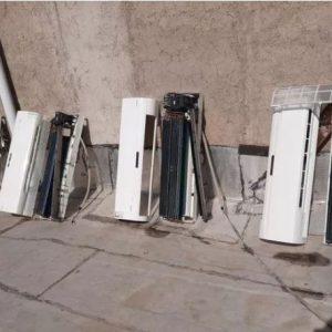 تعمیرات و نصب کولر گازی پکیج و داکت اسپلیت