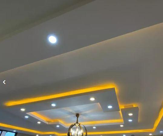 اجرای کناف سقف کاذب دیوارکاذب سقف کشسان
