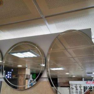 اینه های سرویس دستشویی نور مخفی