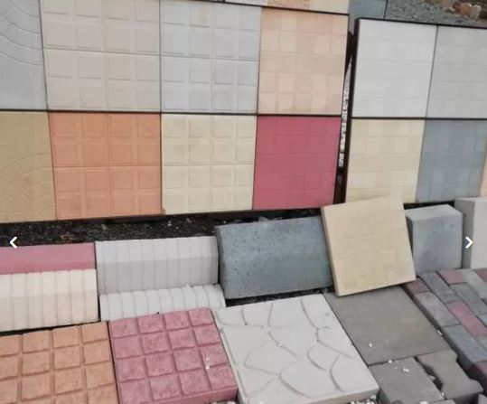 موزاییک پلیمری جدول ومصالح ساختمانی