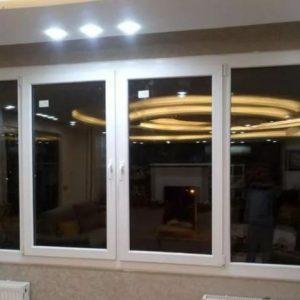 درب و پنجره دوجداره upvc تولید،تعمیرات،توری وشیشه
