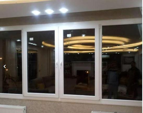 درب و پنجره دوجداره upvc تولید تعمیرات توری وشیشه