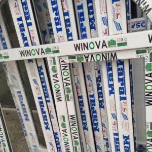 ساخت انواع درب پنجره آلومینیوم وupvc دوجداره وتک