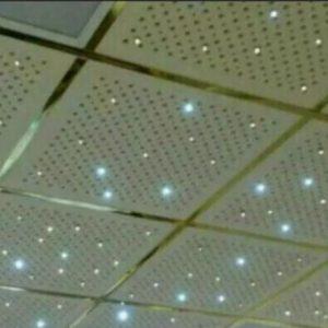 **اجرای انواع سقف کاذب**