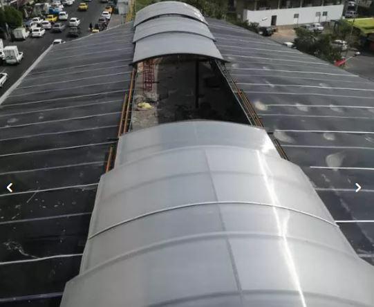 سقف متحرک برقی وثابت حیاط استخرپارکینگ روف گاردن