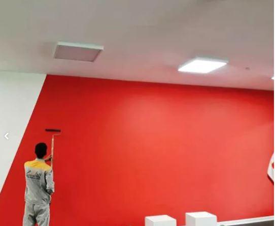 شرکت رنگ آسا نقاشی ساختمان -مجهز به ایرلس (نقاش)