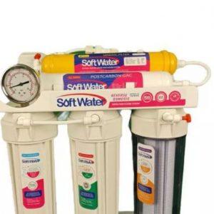تصفیه آب خانگی سافت واتر