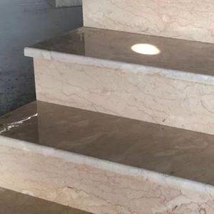 سنگ پله مرمریت کاوش