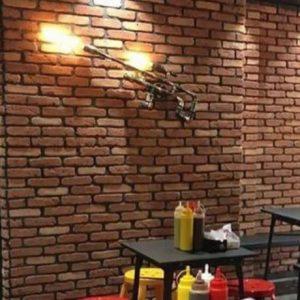 پخش آجر دکوراتیو، سنگ آنتیک، کاغذ دیواری، پارکت