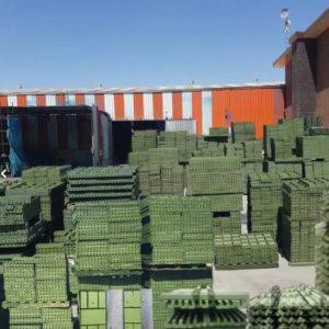 قالب بتن ضمان صادرکننده و تولیدکننده