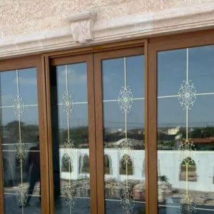 پنجره دوجدارهupvc تعویض پنجره ترمال بریک
