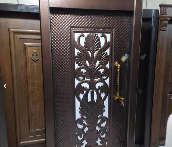 درب ضد سرقت رویه فلز