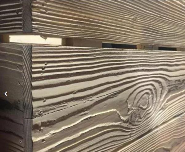 محلول سندبلاست چوب