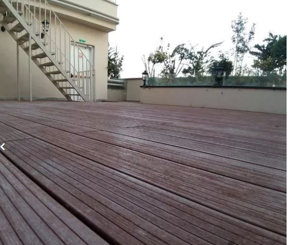 فروش چوب پلاست ترمو وود محوطه سازی