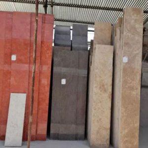 انواع سنگ ساختمانی گرانیت تراورتن مرمریت