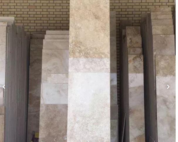 سنگ ساختمانی نما و کف