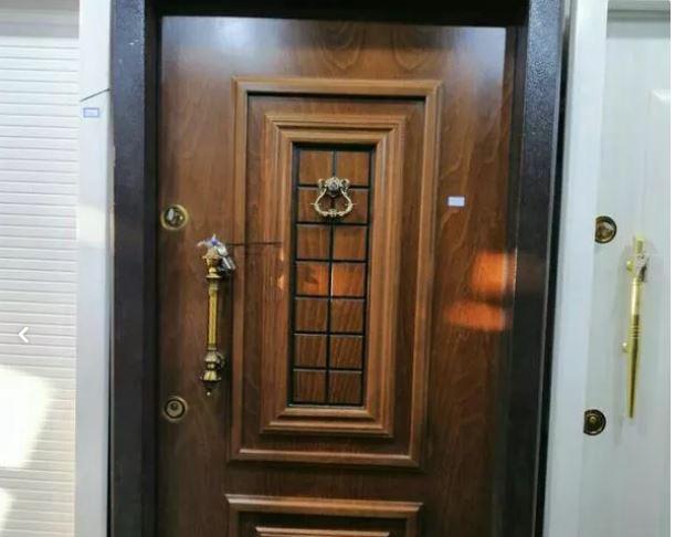 درب و پنجره حیاطی اهنی ضد سرقت