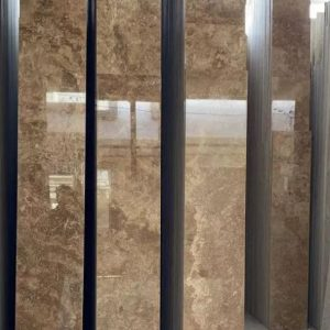 تراورتن نما پله سنگ ساختمان ساختمانی مرمریت